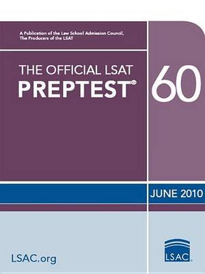 The Official LSAT Preptest 60: June 2010 LSAT