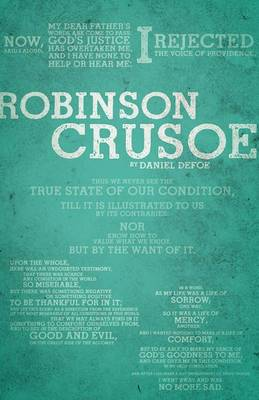 Robinson Crusoe (Legacy Collection)