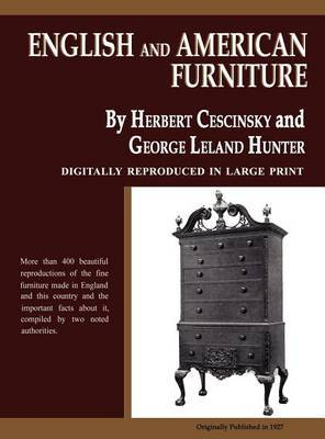 English and American Furniture