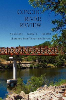 Concho River Review Fall 2011