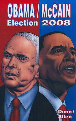 Obama/McCain: Election 2008