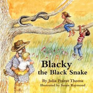 Blacky the Black Snake