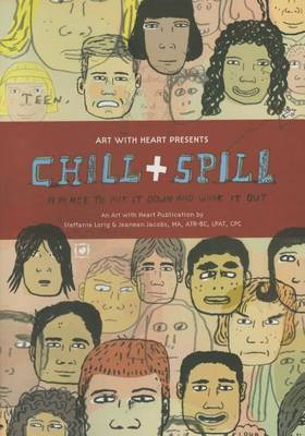 Chill & Spill: A Place to Put It Down and Work It Out