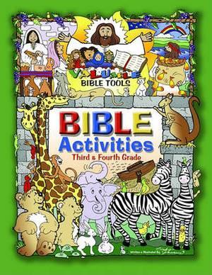 Bible Activities, Third & Fourth Grade