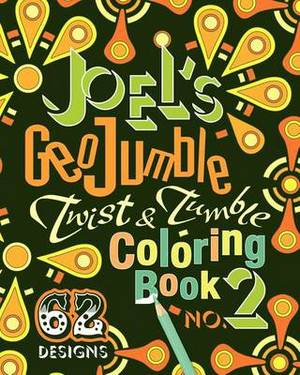 Joel's Geojumble Twist & Tumble Coloring Book, No.2