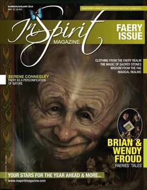 Inspirit Magazine Volume 7 Issue 1: The Faery Issue
