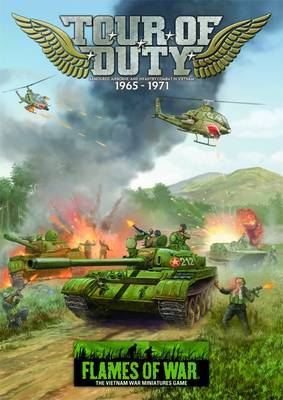 Tour of Duty: Armoured, Airborne and Infantry Combat in Vietnam