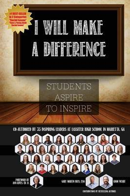 I Will Make a Difference: Students Aspire to Inspire