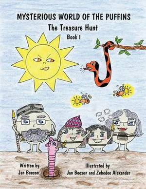 Mysterious World of the Puffins the Treasure Hunt Book 1