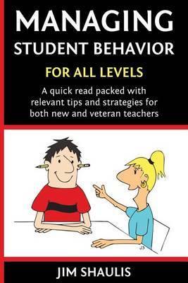 Managing Student Behavior