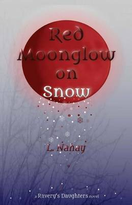Red Moonglow on Snow