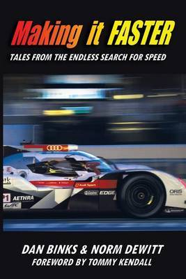 Making It Faster: Tales from the Endless Search for Speed