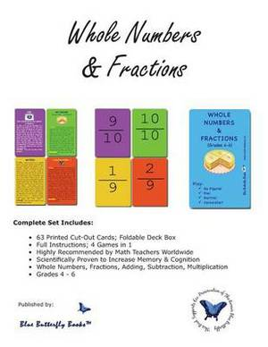 Whole Numbers & Fractions