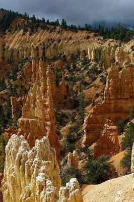 Hoodoos at Rainbow Point Bryce Canyon National Park Journal: 150 Page Lined Notebook/Diary