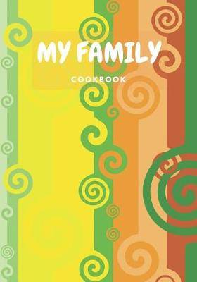 Magrudy.com , My Family Cookbook Blank Recipe Journal