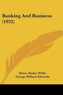 Banking and Business (1922)