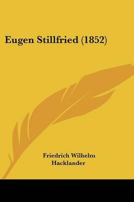 Eugen Stillfried (1852)