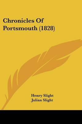 Chronicles Of Portsmouth (1828)