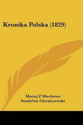 Kronika Polska (1829)