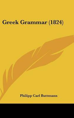 Greek Grammar (1824)