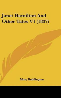 Janet Hamilton And Other Tales V1 (1837)