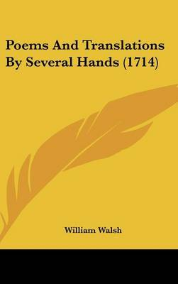 Poems And Translations By Several Hands (1714)