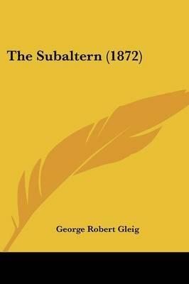 The Subaltern (1872)