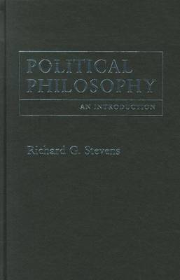 Political Philosophy: An Introduction