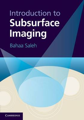 Introduction to Subsurface Imaging