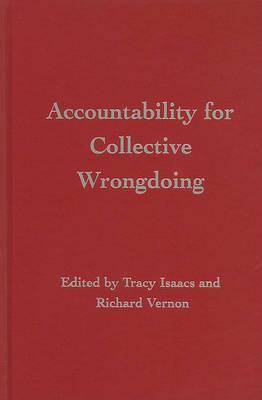 Accountability for Collective Wrongdoing