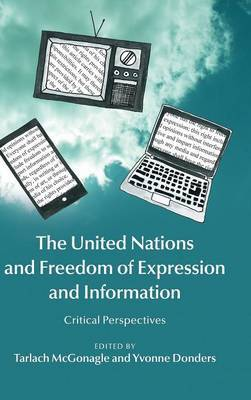 The United Nations and Freedom of Expression and Information: Critical Perspectives