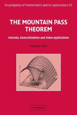 The Mountain Pass Theorem: Variants, Generalizations and Some Applications