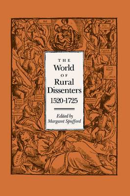 The World of Rural Dissenters, 1520-1725