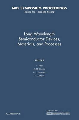 Long-wavelength Semiconductor Devices, Materials, and Processes: Volume 216