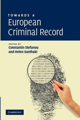 Towards a European Criminal Record