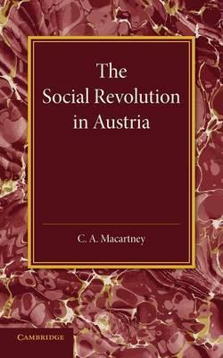 The Social Revolution in Austria