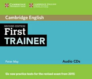 First Trainer Audio CDs (3)