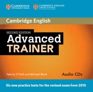 Advanced Trainer Audio CDs (3)