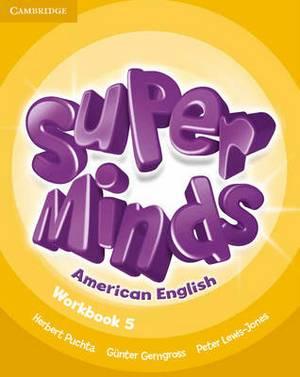 Super Minds American English Level 5 Workbook