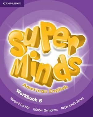 Super Minds American English Level 6 Workbook