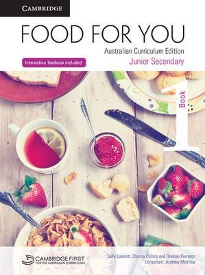 Food for You Australian Curriculum Edition Book 1 Pack