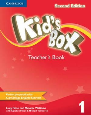 Kid's Box Level 1 Teacher's Book: Level 1
