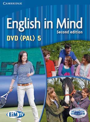 English in Mind Level 5 DVD (PAL)