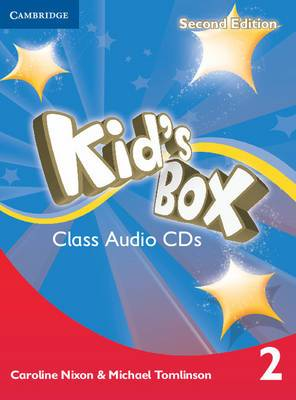 Kid's Box Level 2 Class Audio CDs