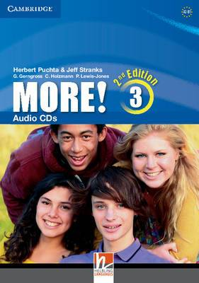 More! Level 3 Audio CDs (3)