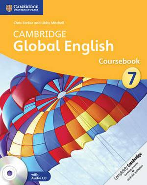 Cambridge Global English Stage 7 Coursebook with Audio CD: for Cambridge Secondary 1 English as a Second Language