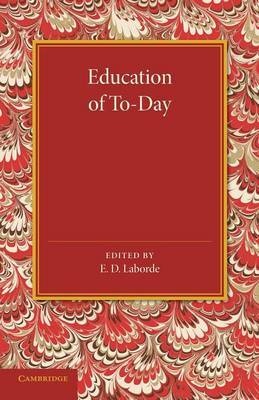 Education of To-day