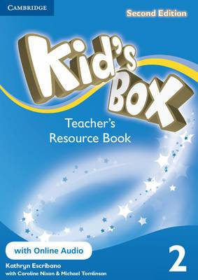 Kid's Box Level 2 Teacher's Resource Book with Online Audio: Level 2