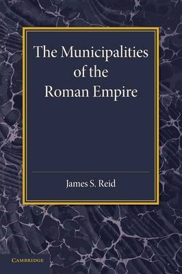 The Municipalities of the Roman Empire