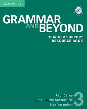Grammar and Beyond Level 3 Teacher Support Resource Book with CD-ROM: 3